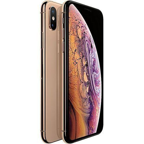 Apple IPhone XS Max (4GB RAM, 64GB ROM) IOS 12 (12MP + 12MP)+7MP 4G Smartphone