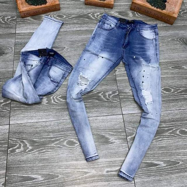 Men Slim fit High Fashion Jeans