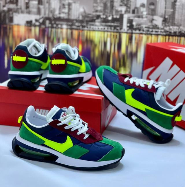 Colorful men Nike Air sneaker 2021