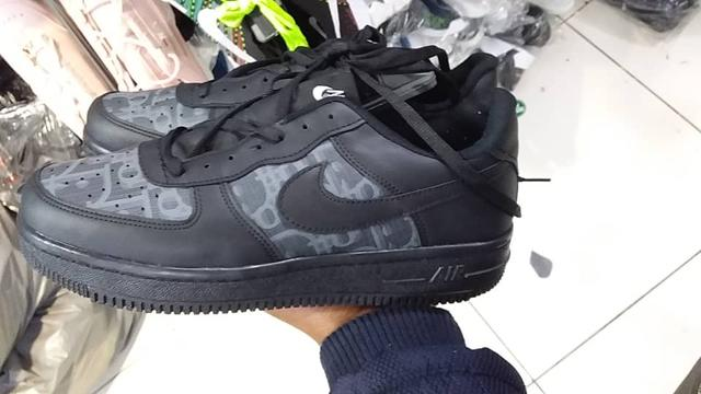 Dior canvas Nike Air force 1