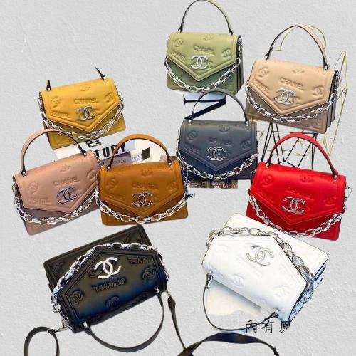 Ladies Leather Mini Hand Bag