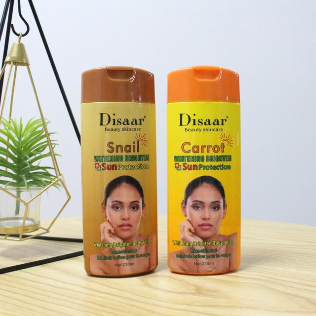 Disaar lotion with snail extract