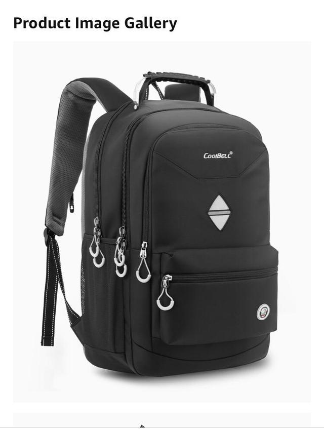 Coolbell Anti Theft Backpack
